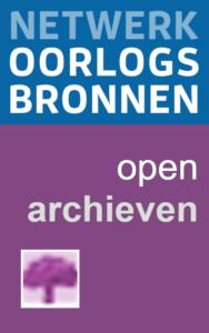 Logo's NOB en Open Archieven